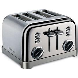 Cuisinart Metal Classic 4-Slice Toaster - CPT180BCHC