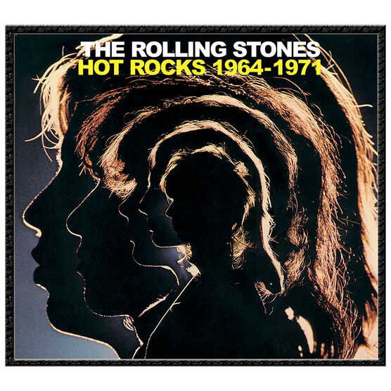The Rolling Stones - Hot Rocks: 1964-1971 (Remastered) - 2 CD