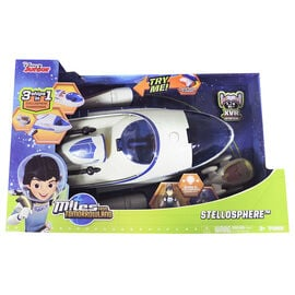 Miles from Tomorrowland Stellosphere Action Figure Vehicle