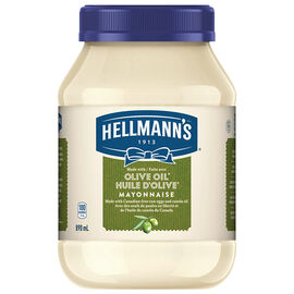 Hellmann's Olive Oil Mayonnaise - 890ml