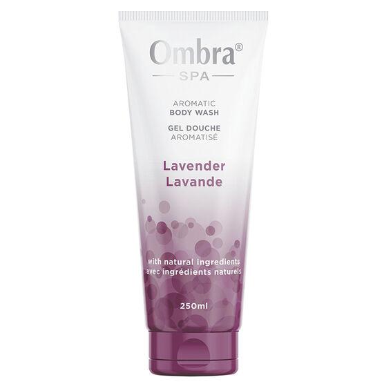 Ombra Spa Aromatic Body Wash - Lavender - 250ml
