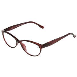 Foster Grant Del Women's Reading Glasses - Wine - 1.50