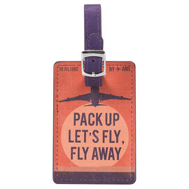 LD Luggage Tags - Logo - Assorted