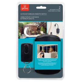Globe Outdoor Remote Control Dancing Cord