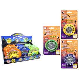 Halloween Battery Operated Jack-O-Lights - Assorted Colours