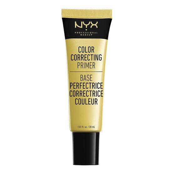 NYX Professional Makeup Color Correcting Liquid Primer - Yellow