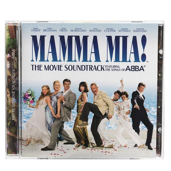 Soundtrack - Mamma Mia - CD
