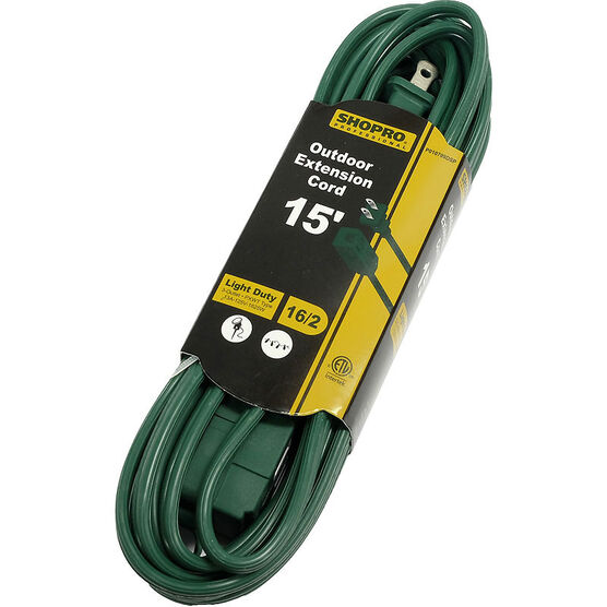 Shopro Indoor/Outdoor Extension Cord - 4.5M