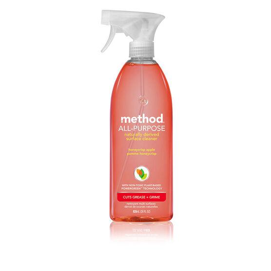 Method All Purpose Cleaner - Honey Crisp Apple - 828ml