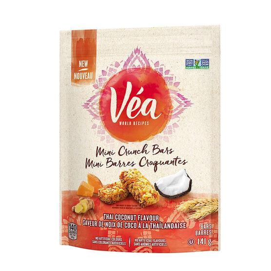 Vea Mini Crunch Bars - Thai Coconut - 141g