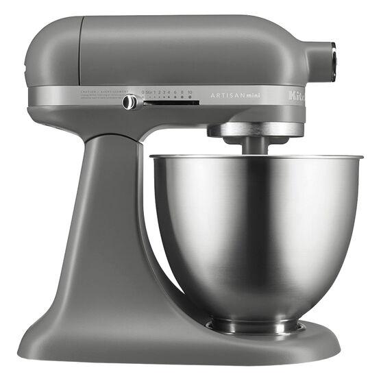 KitchenAid 3.5Q Artisan Mini Mixer - Matte Grey