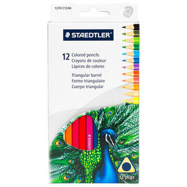 Staedtler Coloured Pencils - 12 Piece