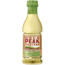 Gold Peak Green Tea - 547ml