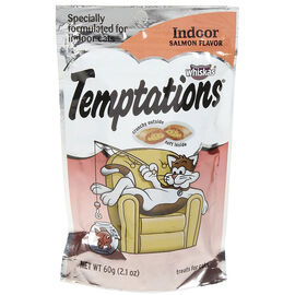 Whiskas Temptations Indoor Treats - 60g
