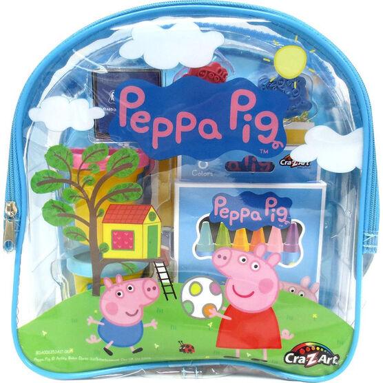 Peppa Pig Activitiy Backpack