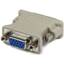 StarTech DVI to VGA Cable Adapter - M/F - Beige - DVIVGAMF