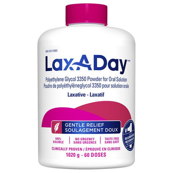 Lax A Day Laxative - 1020g