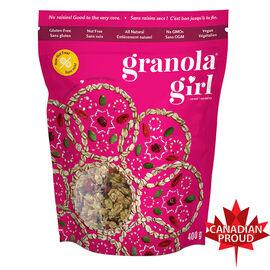 Granola Girl Organic/Vegan Granola - 454g