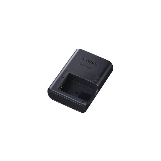 Canon Battery Charger LC-E12 for Canon EOS M Battery - 6760B002 - Black