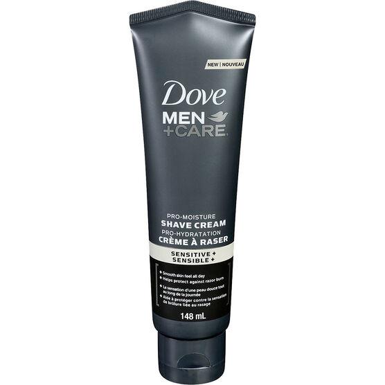Dove Men +Care Sensitive+ Pro-Moisture Shave Cream - 148 ml