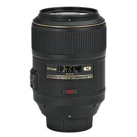 Nikon AF-S FX 105mm f/2.8 G IF-ED Lens VR - Macro - 2160