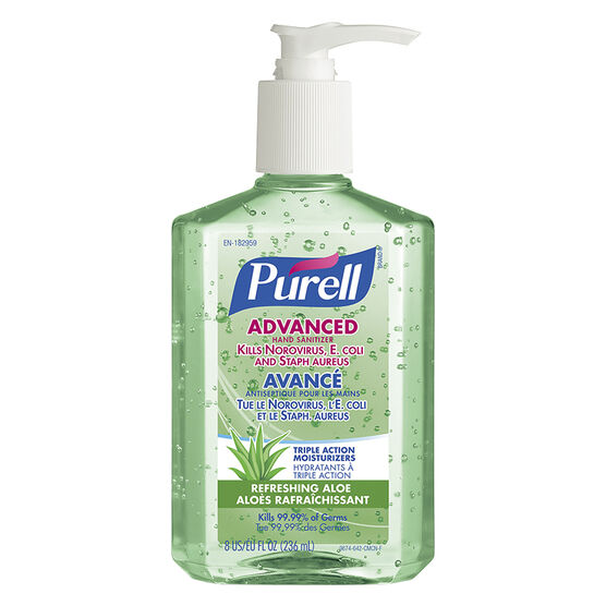 Purell Hand Sanitizer with Aloe - Pump - 236ml