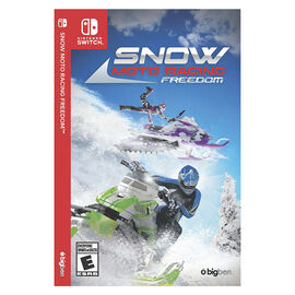 Nintendo Switch Snow Motor Racing Freedom