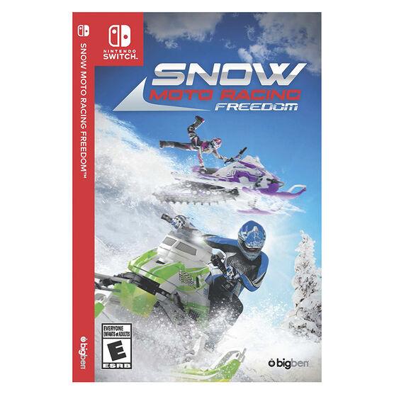 Nintendo Switch Snow Motor Racing Freedom
