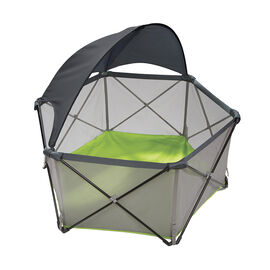 Summer Infant Pop 'n Play Ultimate Playard with Canopy - 27493A