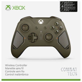 Microsoft Xbox One Wireless Controller - Combat Tech Special Edition - WL3-00089