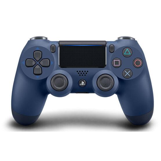 PS4 DUALSHOCK4 Wireless Controller - Midnight Blue - 3002841