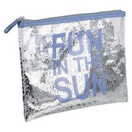 Modella Glitter Square Pouch Fun in the Sun - A011844LDC