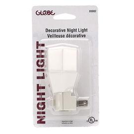 Globe Night Light - White
