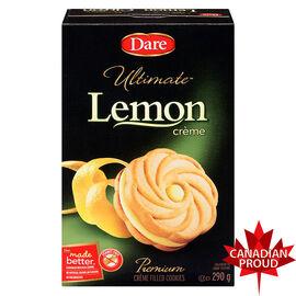 Dare Ultimate Lemon Creme Cookies - 290g