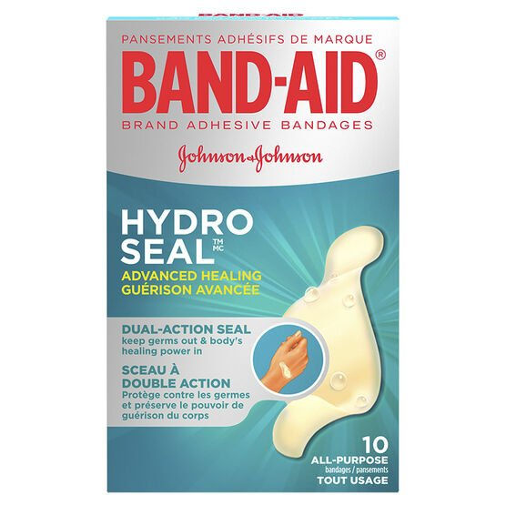Band-Aid Advanced Healing - 10's