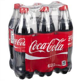 Coca-Cola Classic - 6 x 710ml