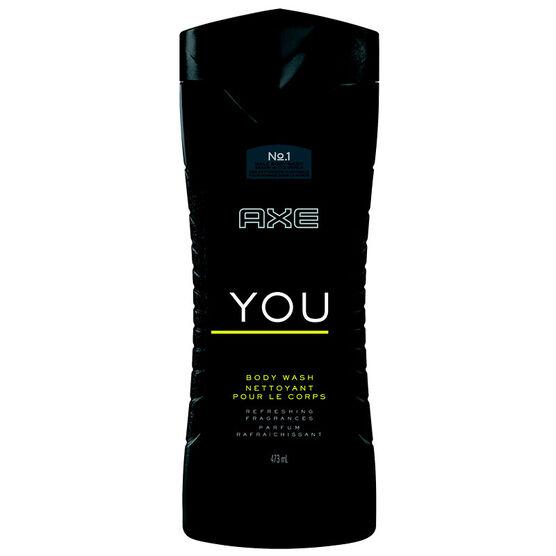 Axe You Body Wash - Refreshing - 473ml