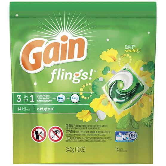 Gain Flings - Original - 14's