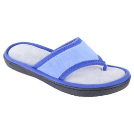 Isotoner Women's Microterry Thong Slipper