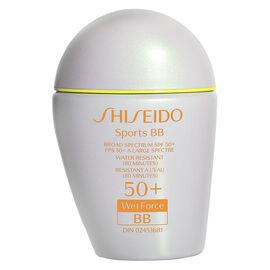 Shiseido Sports BB Broad Spectrum SPF 50+ WetForce - 30ml