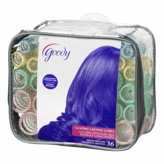 Goody Brush Rollers - 36's