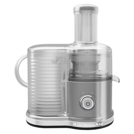 KitchenAid Fast Juicer - Silver - KVJ0333CU