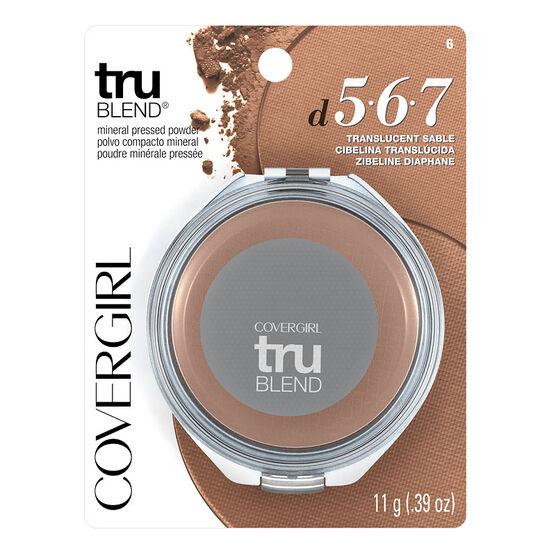 CoverGirl TRUblend Pressed Powder - Translucent Fair