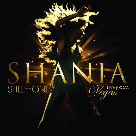 Shania Twain - Still The One: Live From Vegas - Blu-ray