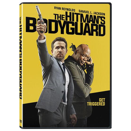 The Hitman's Bodyguard - DVD