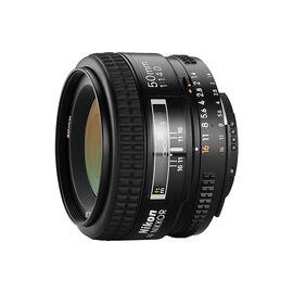 Nikon AF Nikkor 50mm f/1.4D Lens - 1902