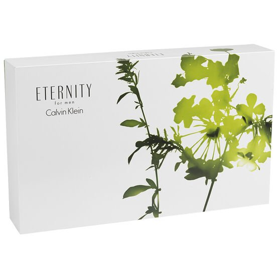 Calvin Klein Eternity for Men Gift Set - 4 piece