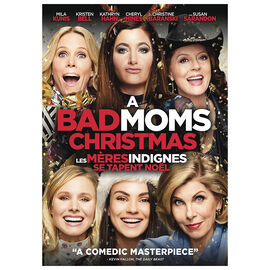 A Bad Moms Christmas - DVD