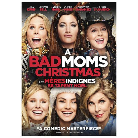 A Bad Moms Christmas - DVD
