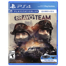 PS VR Bravo Team